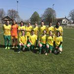 VICTOIRE 4-0 DES SENIORS FÉMININES À CHANDIEU HEYRIEUX