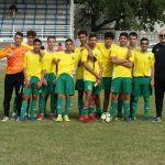VICTOIRE 9-0 DES U 18 FACE AU FC VALLEE BLEUE EN COUPE GAMBARDELLA